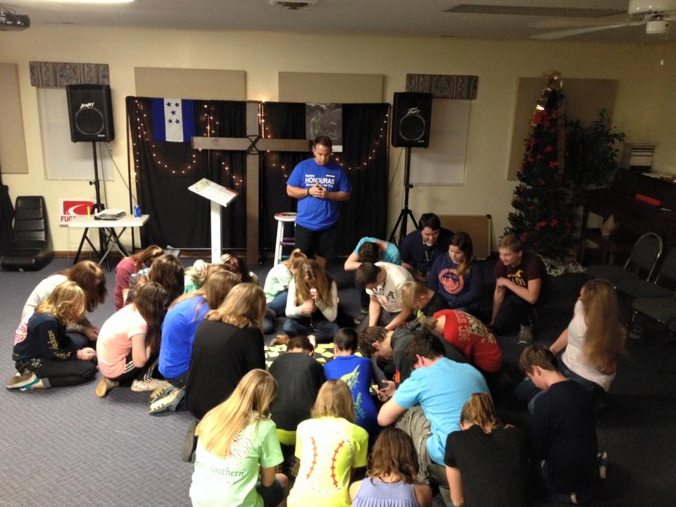 Student Prayer